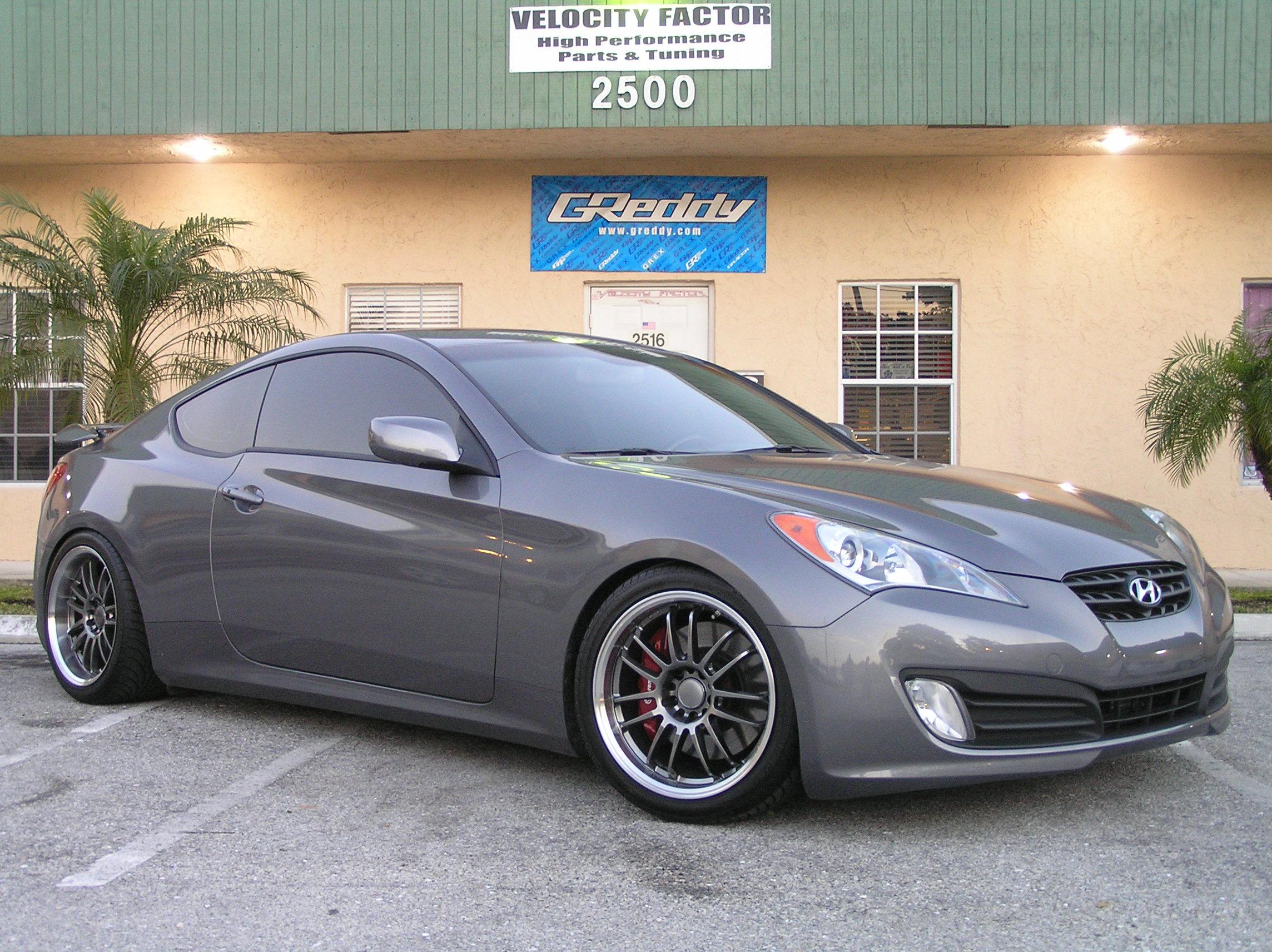 Hyundai Genesis 2009 2012 Performance Upgrade Guide