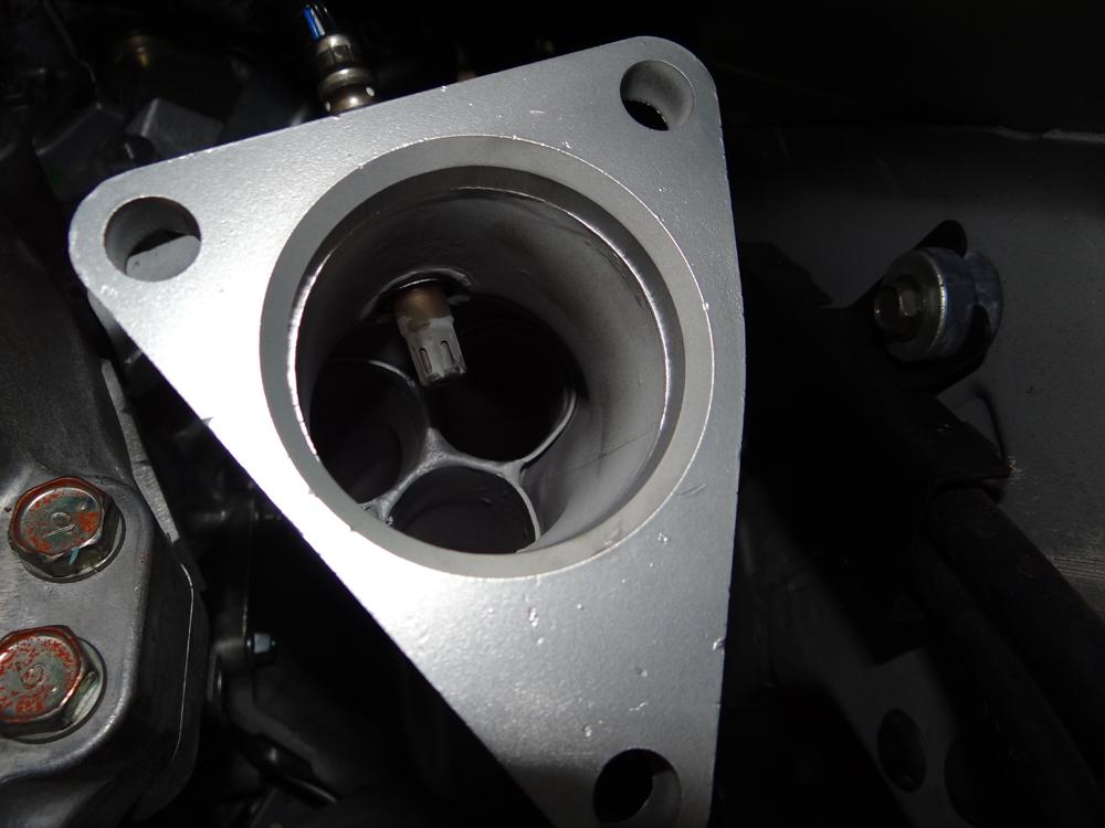 Stillen Ceramic Coated Header For 2007 350z Hr Motor
