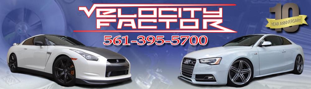 Velocity Factor Auto Blog