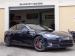 Velocity Factor Tesla Painted Wheels Calipers