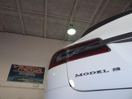 Velocity Factor Tesla Model S Brake Calipers