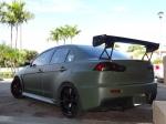 Mitsubishi Evo X APR GTC300 Rear Wing