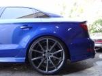 """2015 Audi S3 on 20"""" Vossen VFS1"""