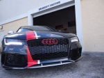 Audi RS7 With Milltek Exhaust System
