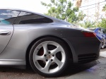 Velocity Factor Porsche Carrera Coilovers