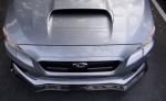 Subaru WRX with Carbon Fiber front lip